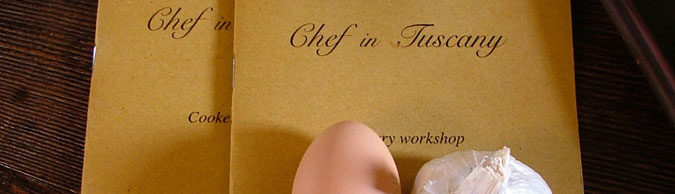 Cooking courses in Tuscany, Italy